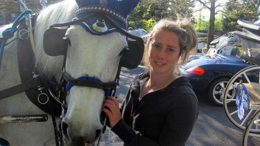 Katie Peters was a farm girl who loved animals and working in the outdoors.