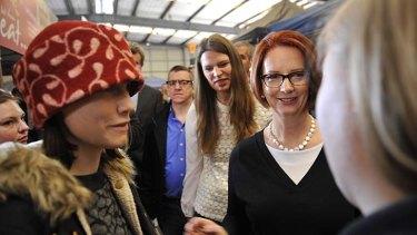 "Backfired: Julia Gillard's foray into the ""gender wars""."
