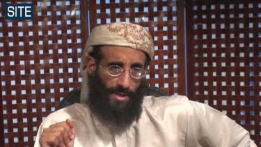 Increasingly prominent ... the Islamic cleric Anwar al-Awlaki.