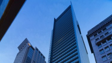 The 420 George Street deal was struck on a yield of 5.3 per cent.