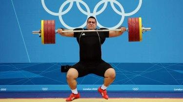 Winner:  Behdad Salimi of Iran.