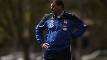 'The Socceroos' situation this week has been a great test of how much the game means to Australia': Ange Postecoglou.