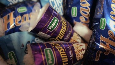 Sweet deal: Peters Ice Cream is expected to sell for over $400m.