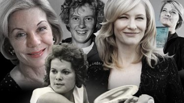 International Women's Day composite.