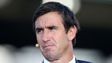 Apology: Andrew Johns.