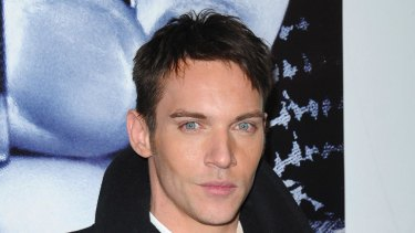 Hospitalised for his own safety ... Jonathan Rhys Meyers.