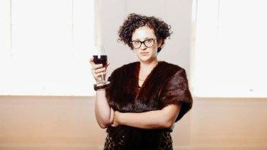 Playwright Jessica Bellamy, creator of <i>Shabbat Dinner</i>.