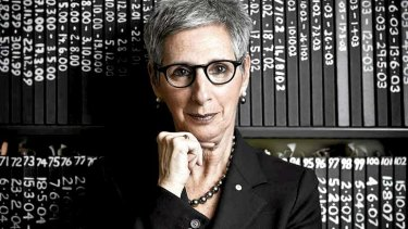 Linda Dessau is the new president of the Melbourne Festival board.