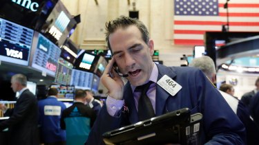 The Australian sharemarket on Thursday followed a decline in Wall Street overnight.