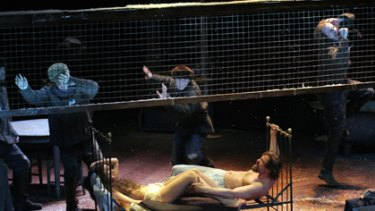 <I>Life and Fate</i> has been tipped as a theatre highlight of PIAF 2010.
