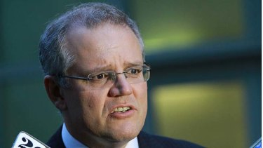 No foreigner would have a right to appeal the decision to cnacel their visas: Opposition immigration spokesman   Scott Morrison.