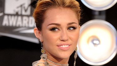 Power of the tweet? ... Miley Cyrus weighed in on the Phillip Island debate yesterday.