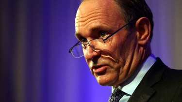 """Sir Tim Berners-Lee wants to """"take the web back into our own hands""""."""