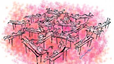 Illustration: Mick Connolly