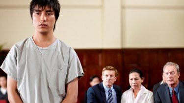 A scene from the controversial SBS series <em>Better Man</em>.