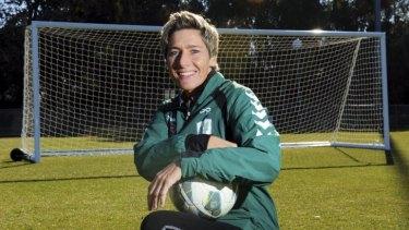Elisabeth Migchelsen returns as Canberra United coach.