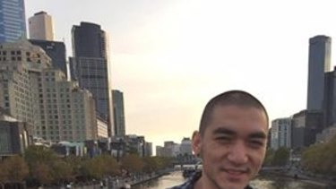 Tiemuzhen Chalaer went missing in bushland in the Hawkesbury area on Sunday,