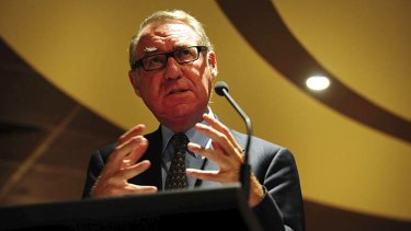 Architect of the reforms: David Gonski.