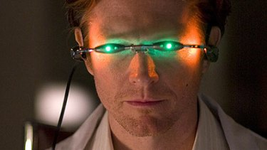 Eric Stolz plays Daniel Graystone in Caprica.