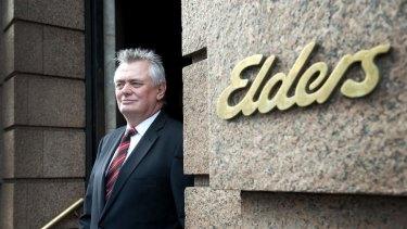 Elders CEO Malcolm Jackman.