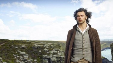 Poldark, New Series 8.30pm Sunday 12th April, ABC . Free to Air TV Previews by Melinda Houston. Image Supplied by Melinda Houston