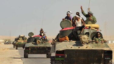 Libyan rebels face further trouble as loyalists shut off water to several Libyan cities.
