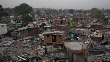 Millions of Indians remained mired in poverty, but the IMF is projecting its economy to grow sharply this year.