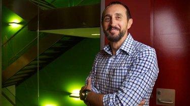 It's just started: Researcher Professor Tiziano Barberi.