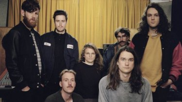 Psychedelic: King Gizzard and the Lizard Wizard.