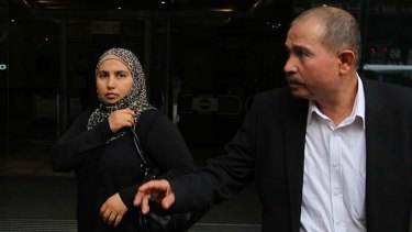 Khalil Younis and his new wife Wafaa accused Hayam Abed of intent to murder.