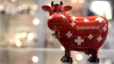 According to the ATO, about $41 billion moved between Australia and Switzerland last financial year.