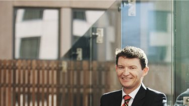 Grant Vernon is the chief operating officer of the Forrest family's Minderoo Group,