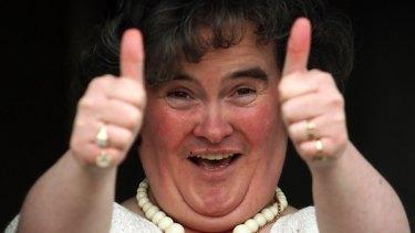 Popular ... Susan Boyle.
