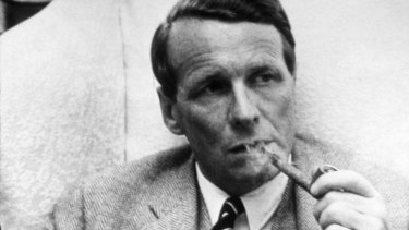 David Ogilvy was founder of the advertising agency now known as Ogilvy & Mather.