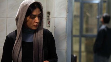 Worlds apart ... <em>A Separation</em> tackles family responsibilities in Iran.