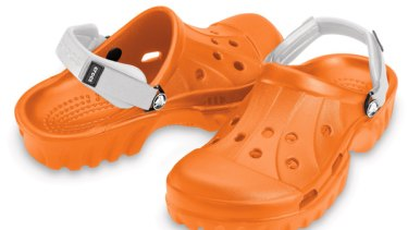 Fashion faux pas: Crocs are cute on toddlers and good for gardening. And that's it.
