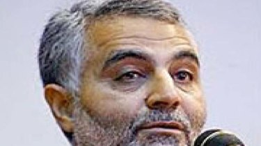 Qassem Suleimani ... said to be key to every decision in Iraq.
