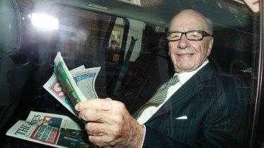 News Corp founder Rupert Murdoch faced an unprecedented investor revolt last week.