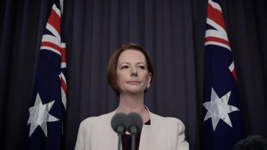 Power trip ... Julia Gillard will pressure the states to rein in rising electricity prices.