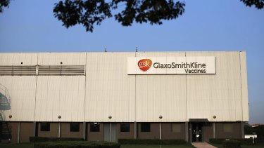 A GlaxoSmithKline factory in Shanghai ... executives in China have confessed to charges of bribery and tax law violations, the country's security ministry says.