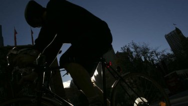 More than 30 cyclists are killed on Australian roads each year.