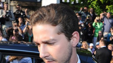 Ex-files ... Shia LaBeouf adds Hilary Duff to his famous flings list.