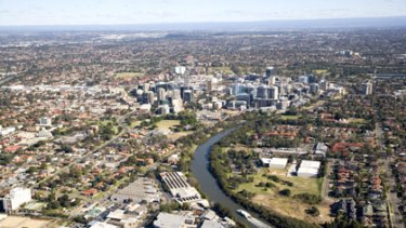 "Founded in 1788 as the colony's second settlement, Parramatta means ""the place where the eels lie"" in the Darug Aboriginal language."
