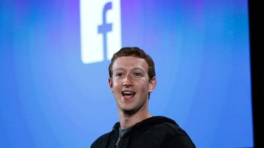 """""""We've made it easier for small and medium businesses to use the same targeting tools an ad formats that our larger advertisers use,"""" Facebook chief executive Mark Zuckerberg said."""