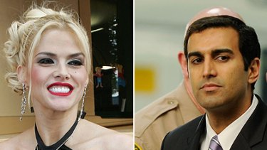 Explosive diary entries ... US court hears of Dr Sandeep Kapoor relationship with celebrity Anna Nicole Smith