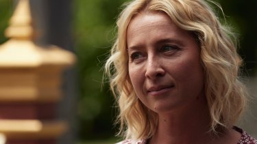 Asher Keddie in The Cry.