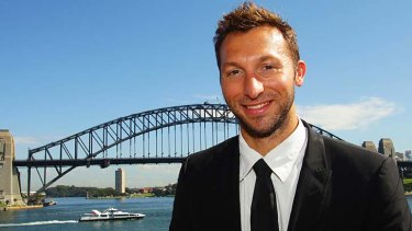 Reportedly in hospital: Ian Thorpe.