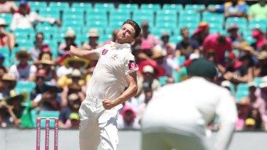 Worth thinking about: Australian Test hopeful Jackson Bird has backed adopting the Dukes ball.