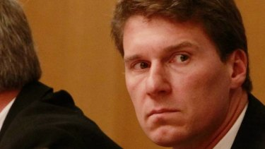 Resigned position ... Senator Cory Bernardi.
