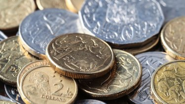 The Australian dollar has been the worst-performing major currency in the world over the past month.